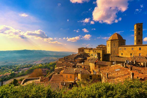 Tuscany, Volterra - Viaje a Italia